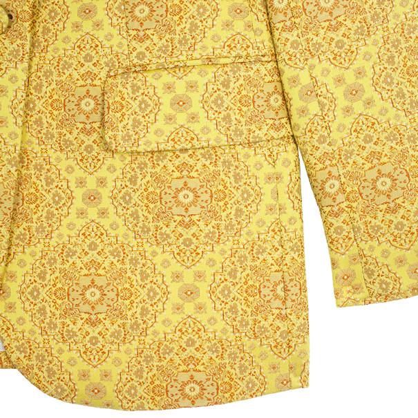 Stella McCartney Jacquard Print Jacket M