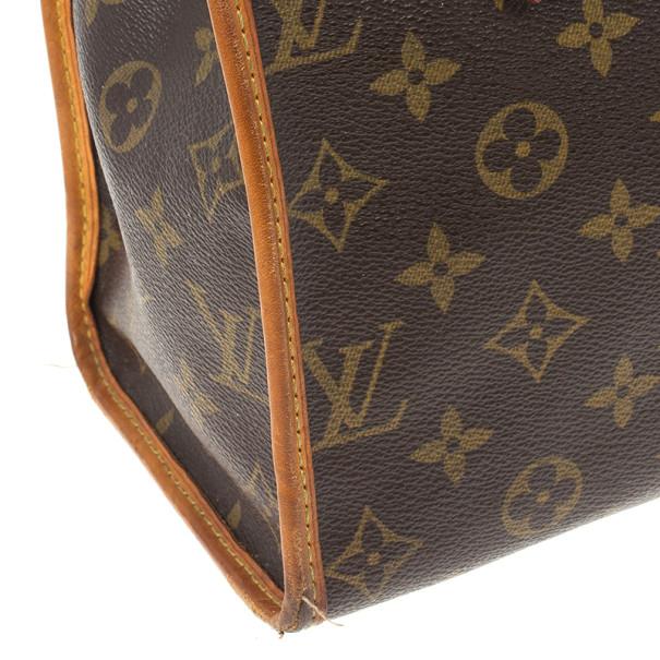 Louis Vuitton Monogram Canvas Popincourt Haut Bag