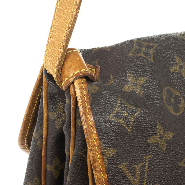 Louis Vuitton Monogram Saumur MM