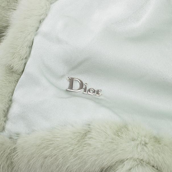 Dior Mink Fur Wrap