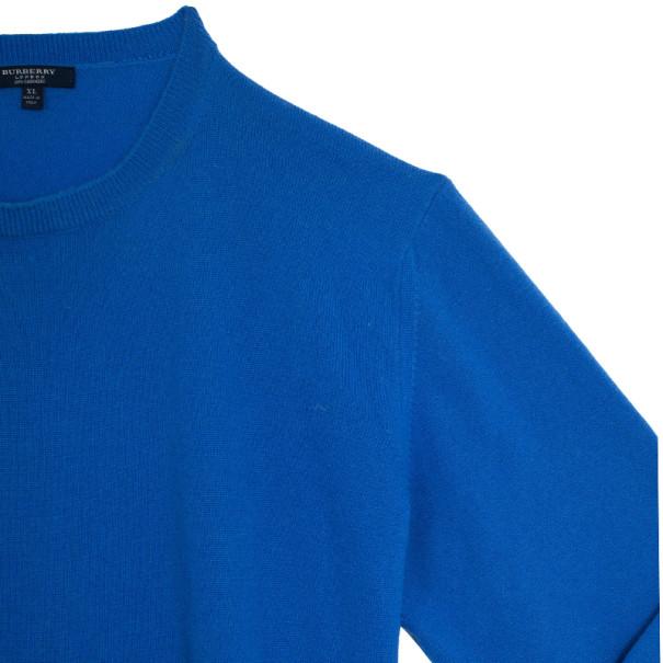 Burberry London Cashmere Sweater XL