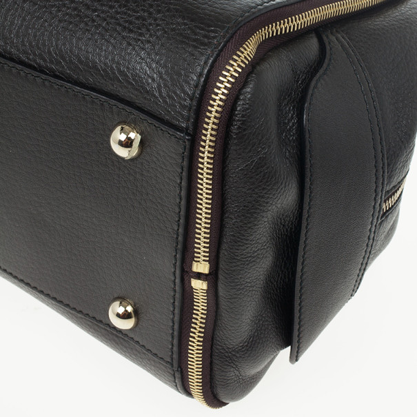 D and G Black Medium Kati Bag