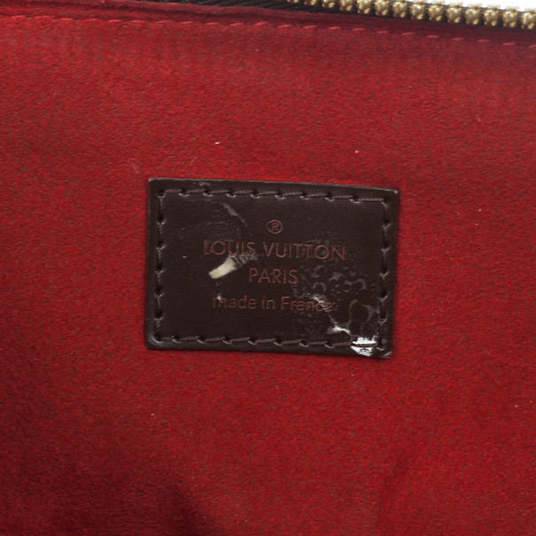 Louis Vuitton Monogram Damier Trevi PM