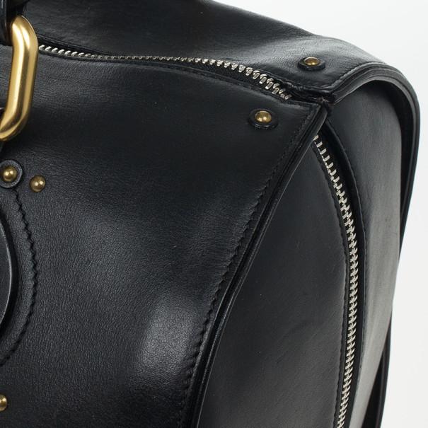 Chloé Aurore Leather Duffle Bag