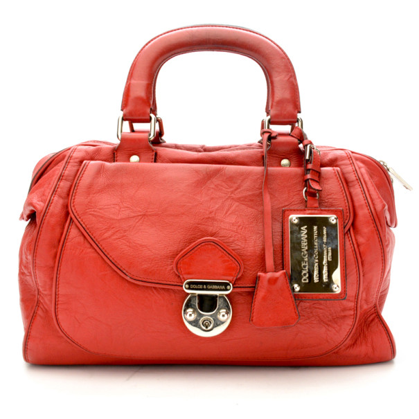 Dolce and Gabbana Miss Catch Satchel
