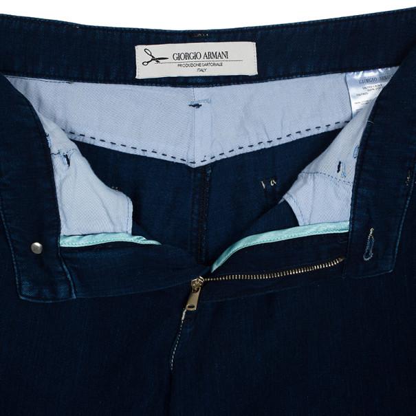 Giorgio Armani SS 2013 Denim Jeans M