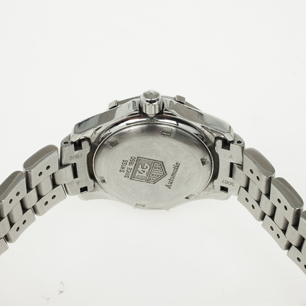 Tag Heuer Aquaracer Stainless Steel Automatic Womens Wristwatch 29 MM