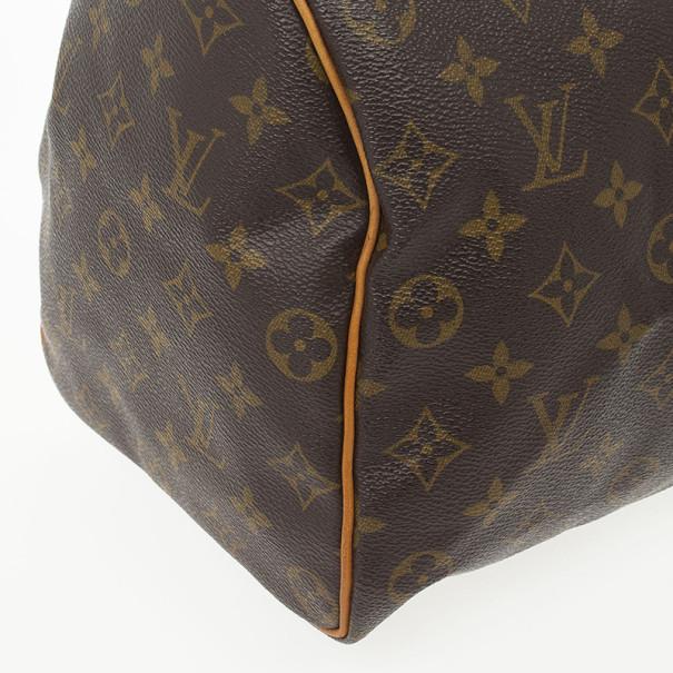 Louis Vuitton Monogram Speedy 35