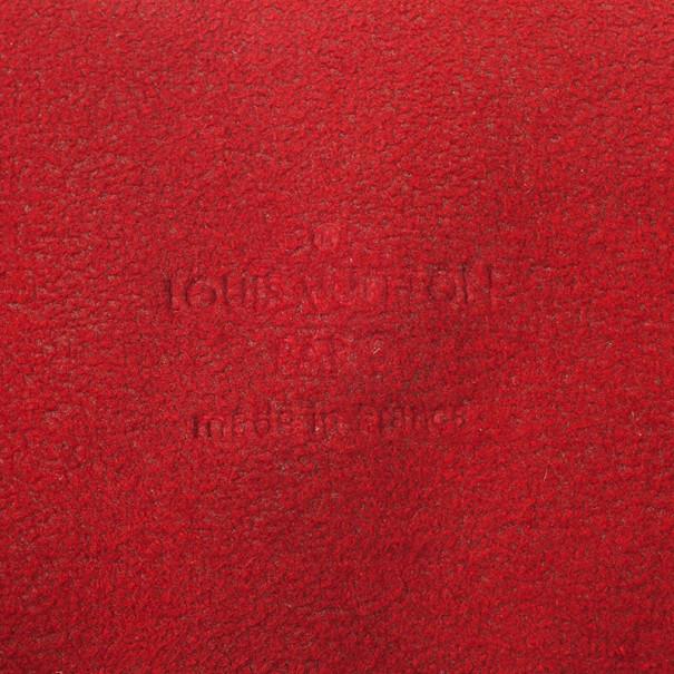 Louis Vuitton Damier Ebene Berkeley Satchel