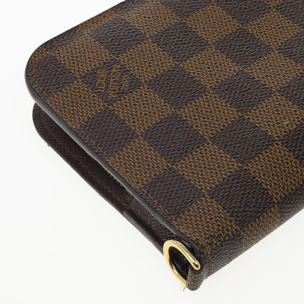 Louis Vuitton Damier Ebene Insolite Organiser Wallet