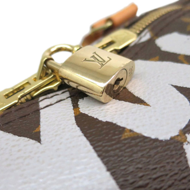 Louis Vuitton Monogram Canvas Graffiti Keepall 50