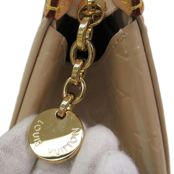 Louis Vuitton Dune Monogram Vernis Brea MM