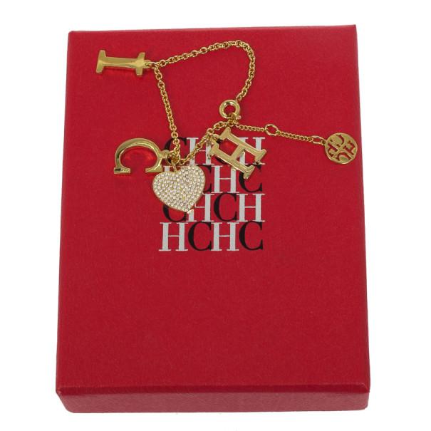 Carolina Herrera I love CH Bracelet