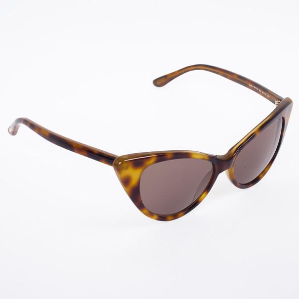 Tom Ford Nikita Leopard Cat Eye Woman Sunglasses