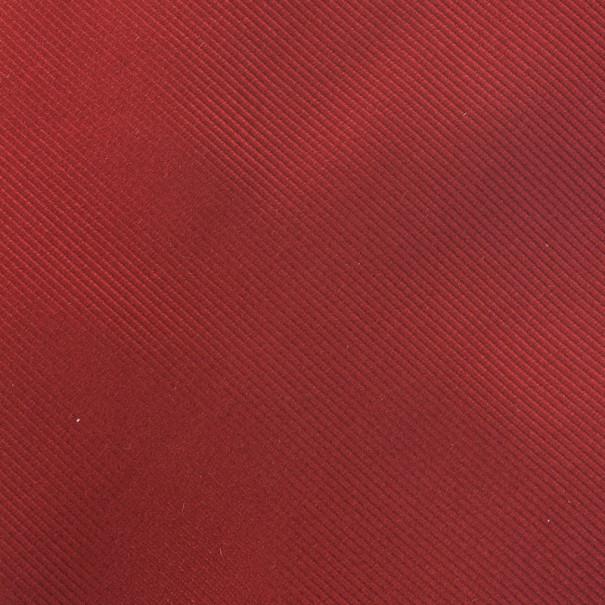 Burberry Red Silk Tie