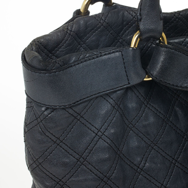 Marc Jacobs Casey Double Quilted Tote