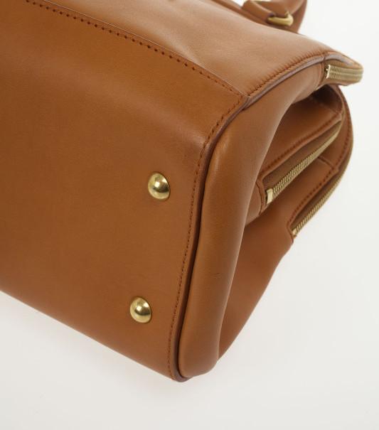 Saint Laurent Paris Leather Sac 32 Tote Bag