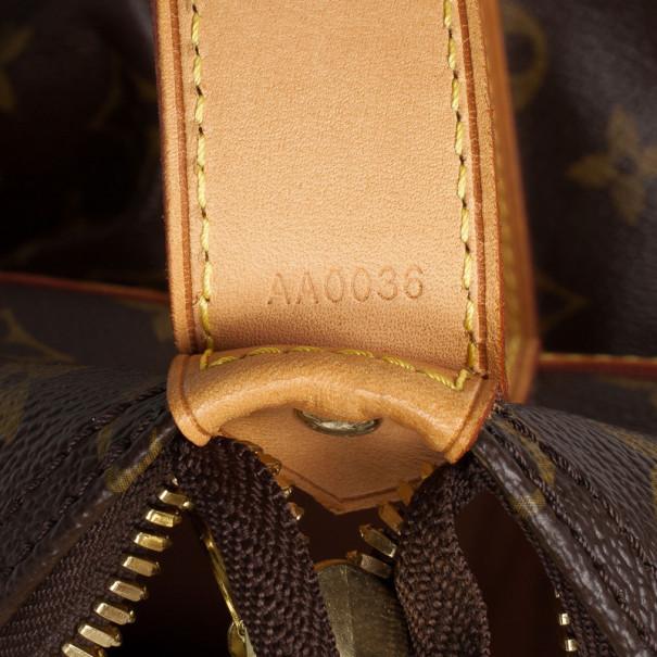 Louis Vuitton Monogram Cruiser 45