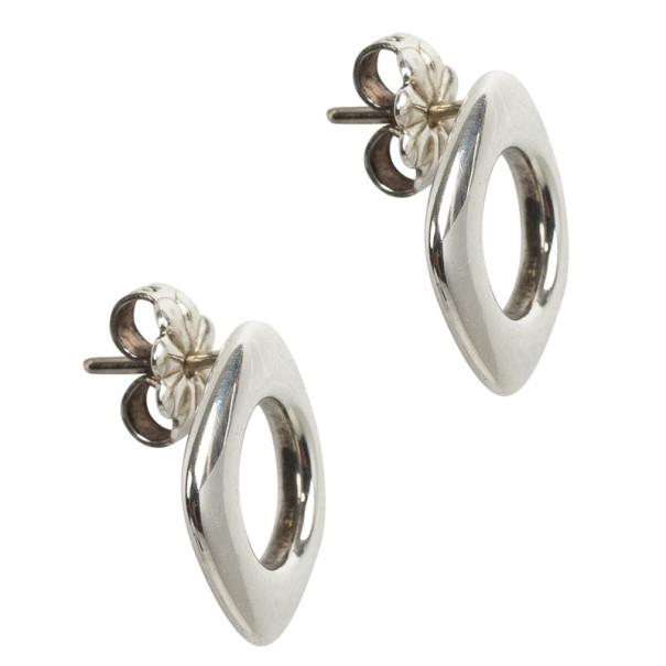 Tiffany & Co. Square Earrings