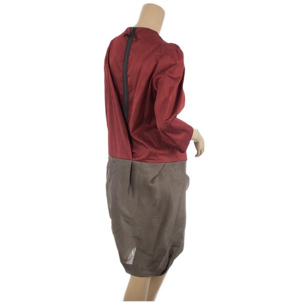 Marni Color Block Dress L