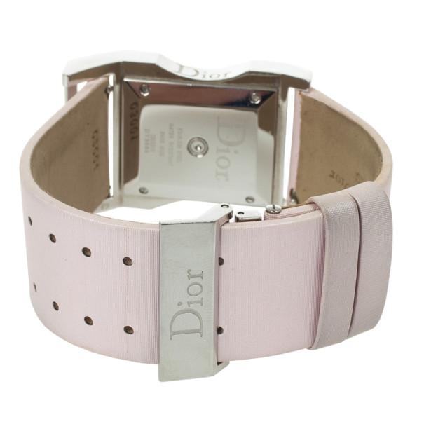 Dior White Chris 47 Womens Wristwatch 30MM