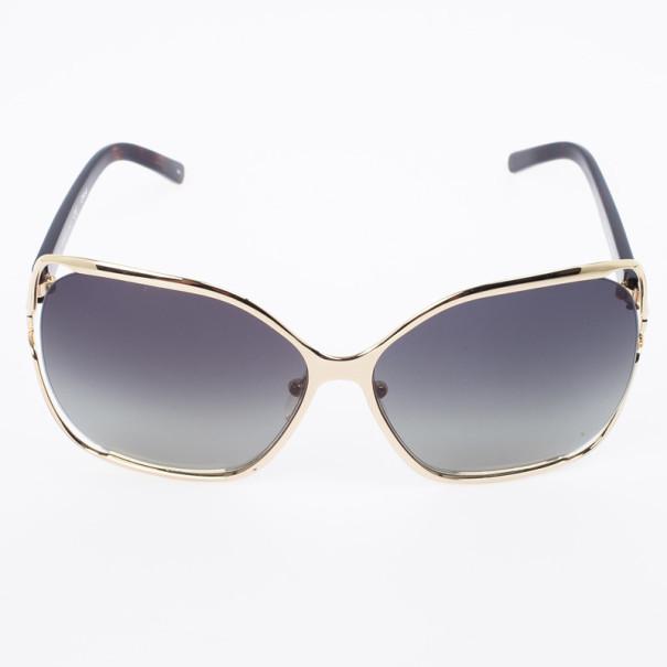 Chloe CE108S Tortoise Square Women's Sunglasses