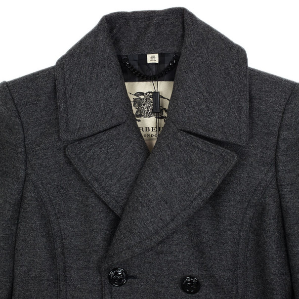 Burberry Prorsum Wool Coat M