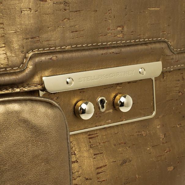 Stella McCartney Copper Cork Bag