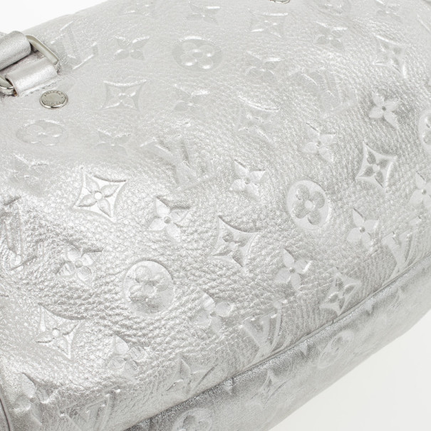 Louis Vuitton Limited Edition Monogram Shimmer Comete Bag