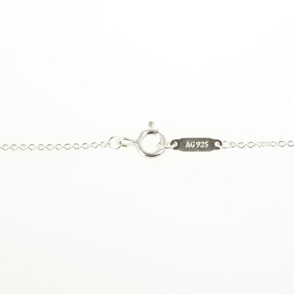 Tiffany & Co. 1837™ Bar Pendant 20'' Silver Chain