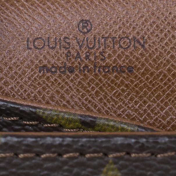 Louis Vuitton Monogram Canvas Pochette Dame GM