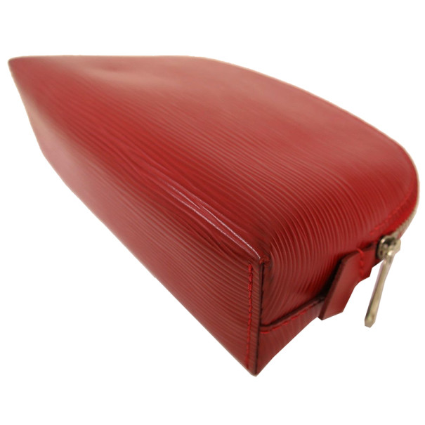 Louis Vuitton Grenade Epi Leather Cosmetic Pouch