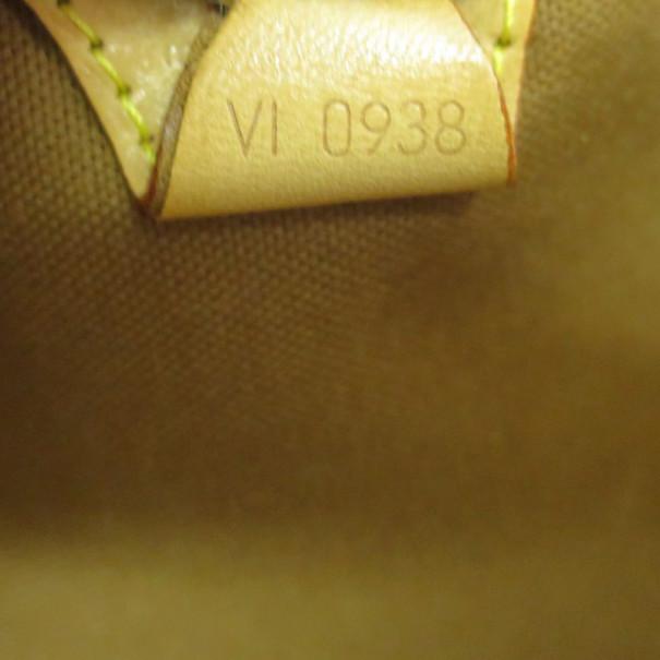 Louis Vuitton Monogram Canvas Ellipse PM
