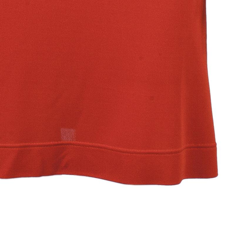 Gucci Red Stretch Dress M