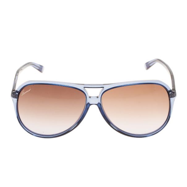 Gucci Blue GG 3587 Aviators