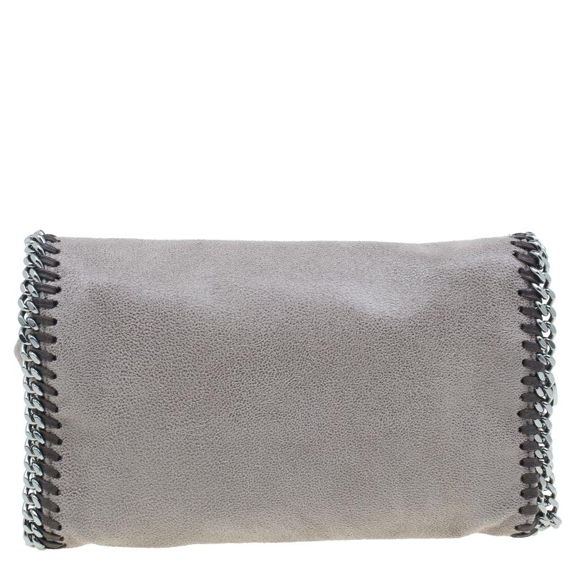 Stella McCartney Beige Falabella Crossbody Bag