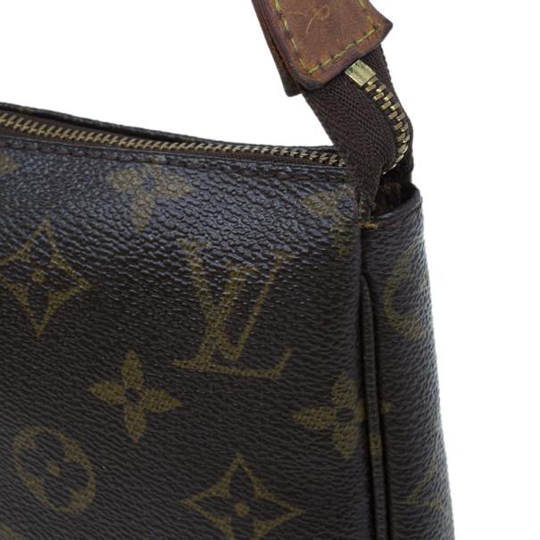 Louis Vuitton Monogram Canvas Pochette