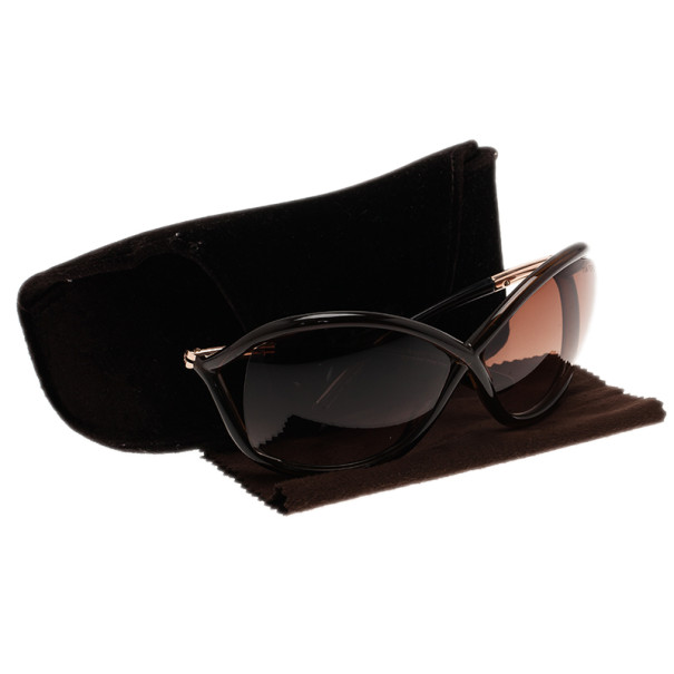 Tom Ford Brown Whitney Sunglasses