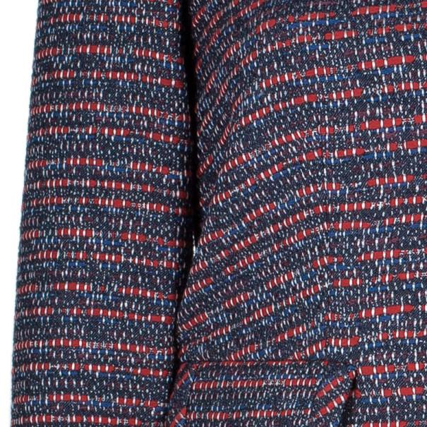 Marc by Marc Jacobs Multicolor Tweed Short Coat XS