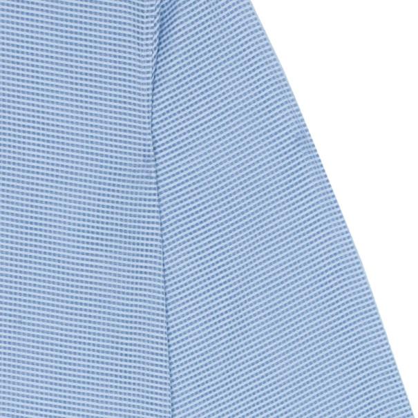 Fendi Light Blue Check Shirt EU41
