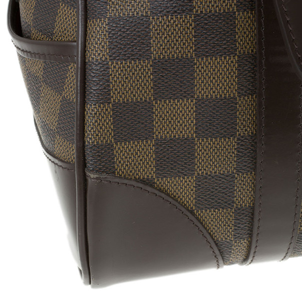 Louis Vuitton Damier Ebene Canvas Berkeley Tote