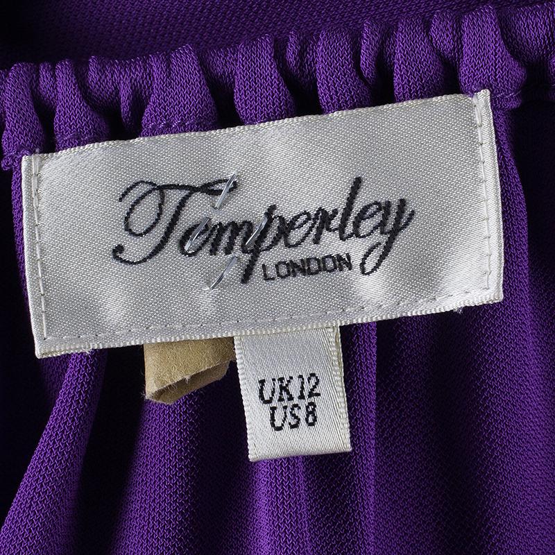 Temperley London Drawstring Cutout Detail Top M