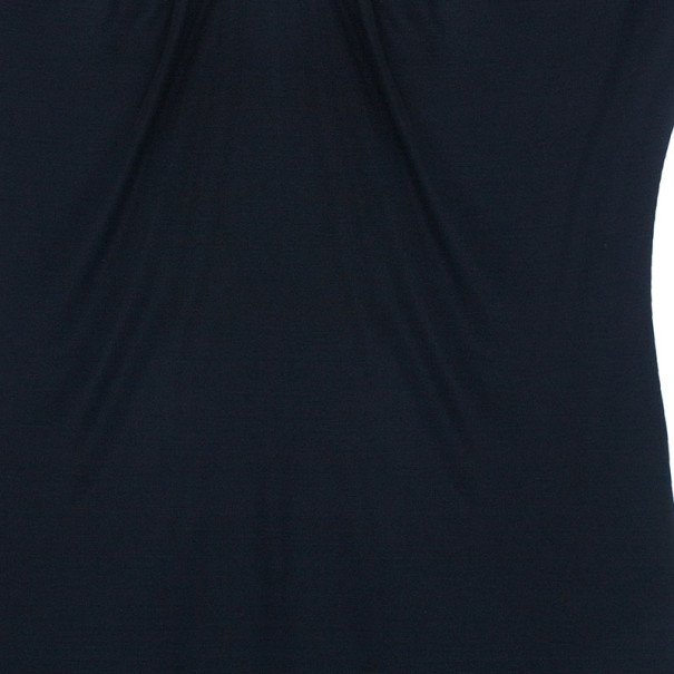 Roberto Cavalli Drawstring Sleeveless Top L