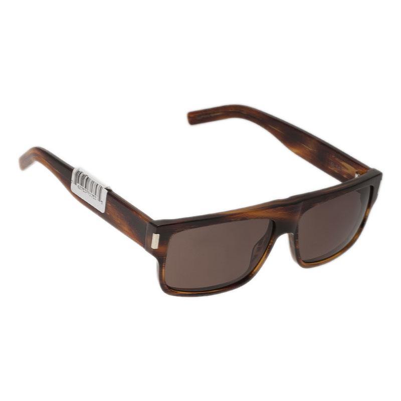 Saint Laurent Paris Brown W18EJ Sunglasses