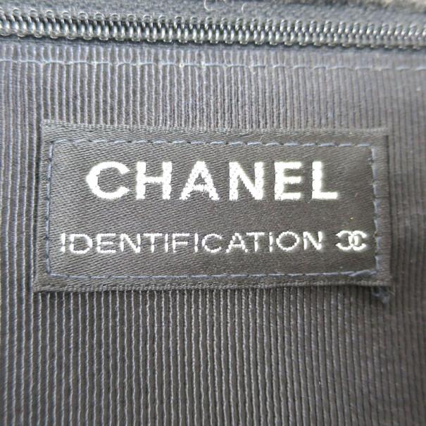 Chanel Grey Wool Chocolate Bar Reissue 2.55 Shoulder Bag