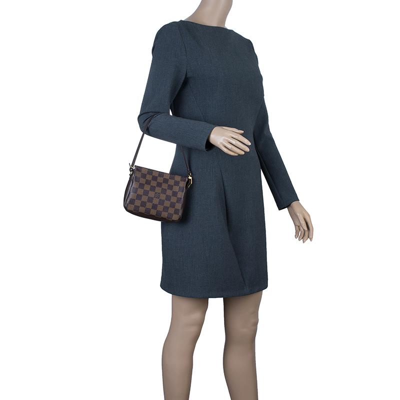 Louis Vuitton Damier Ebene Trousse Pochette