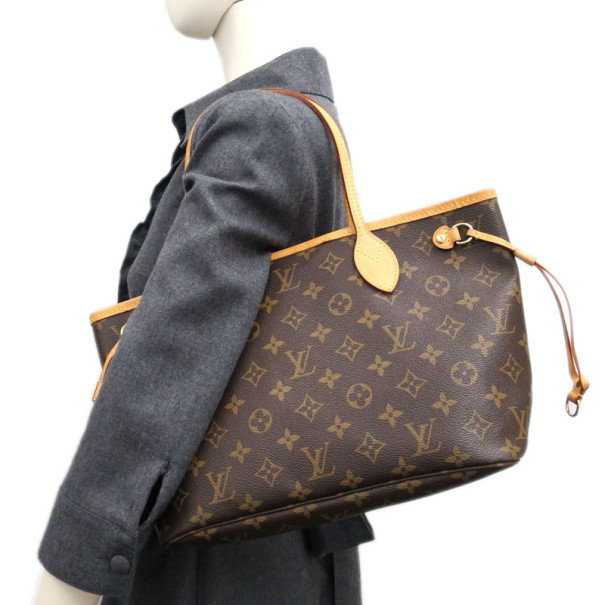 Louis Vuitton Monogram Neverfull Tote PM