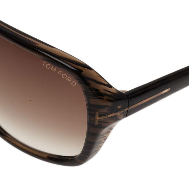 Tom Ford Brown Blake Sunglasses