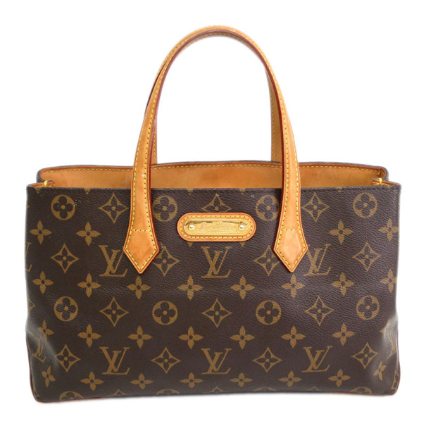 Louis Vuitton Monogram Wilshire Tote PM