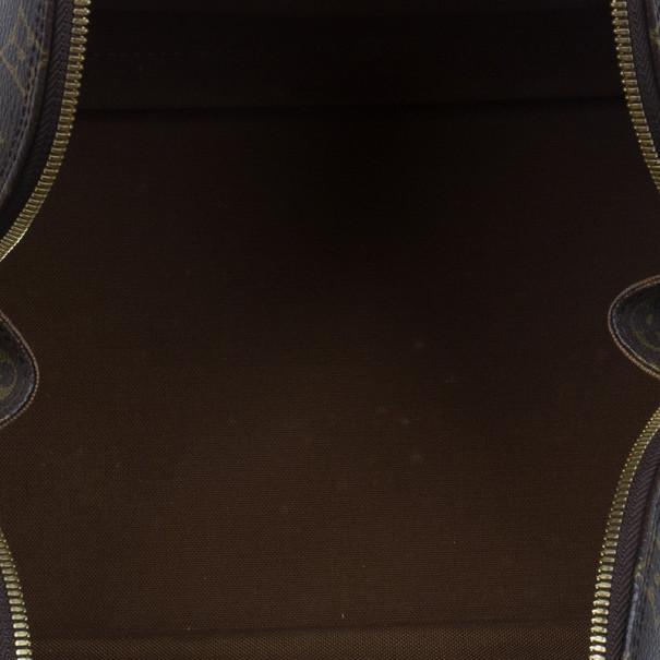 Louis Vuitton Monogram Canvas Alma PM